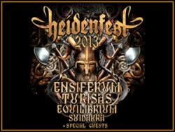 aHeidenfest 2013: torna il folk metal festival in un'unica data